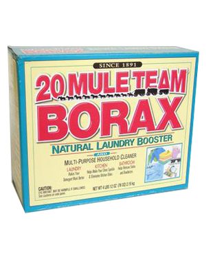 use borax as a mold removal product